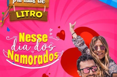 <strong>Amor pra mais de litro: Frosty tem promoção especial para o Dia dos Namorados</strong>