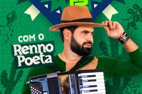 Farias Brito promove live de São João com Renno Poeta nesta sexta-feira (25)