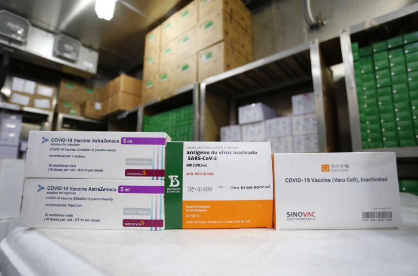 Com mais de 10 milhões de doses aplicadas, Ceará recebe 112 mil doses da AstraZeneca