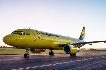 + Turismo: Itapemirim estreia voos no Nordeste e Sul do país