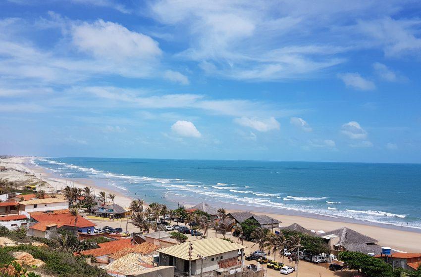 Mostra Ceará destaca roteiros de um dia para praias do estado com condições especiais