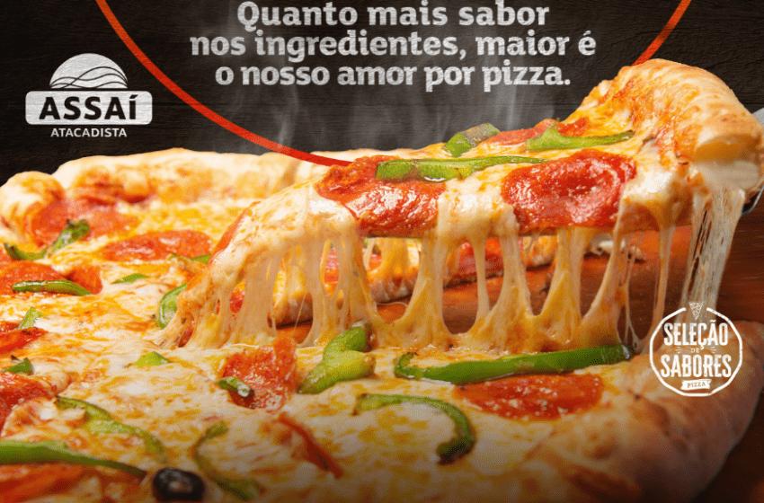Dia da Pizza: Assaí apoia pizzarias com a distribuição de 1,9 milhão de embalagens térmicas