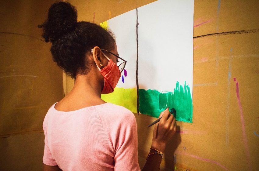 IPREDE inaugura primeiro espaço de pintura criativa no Ceará