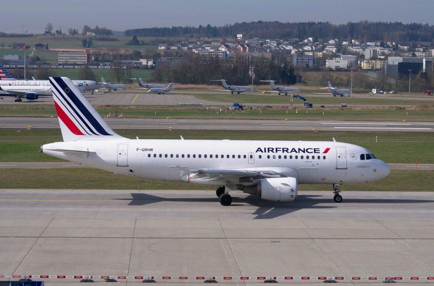 Air France confirma retomada de voos entre Fortaleza e Paris em outubro
