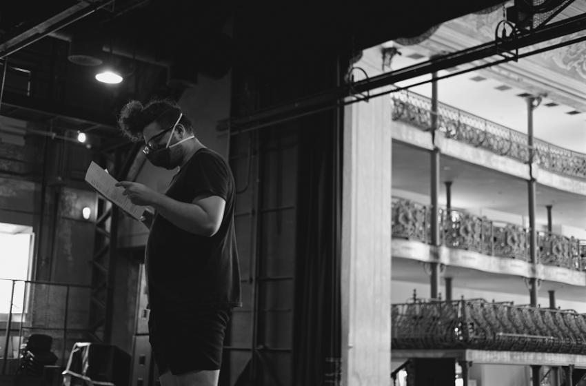 Grupos No barraco da Constância tem! e Teatro Máquina iniciam gravações do projeto RESUMO DA ÓPERA