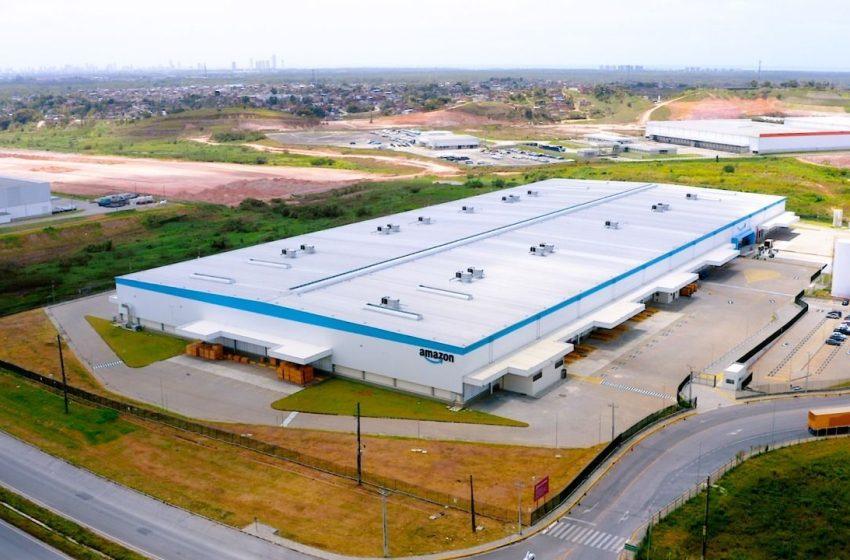 Além do Ceará, Amazon anuncia novo Centro de Distribuição em Cabo de Santo Agostinho, no Grande Recife