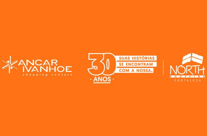 North Shopping Fortaleza completa 30 anos e celebra os laços afetivos com o entorno em nova campanha