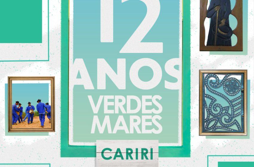 TV Verdes Mares Cariri completa 12 anos