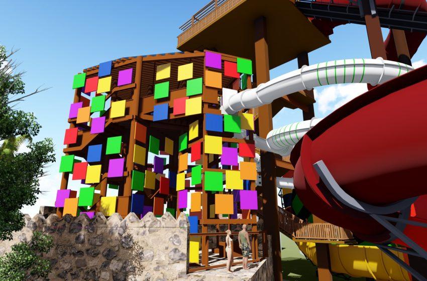 Beach Park apresenta novo toboágua musical em parceria com Alok