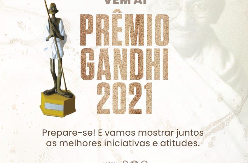 Agência da Boa Notícia abre inscrições para o Prêmio Gandhi de Comunicação 2021